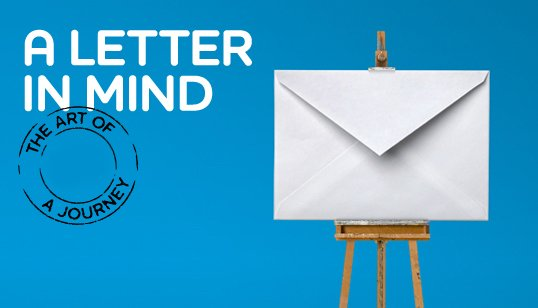 A letter in mind exhibition