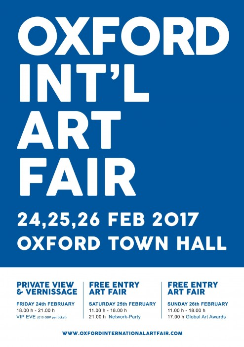 GAA Oxford International Art Fair.